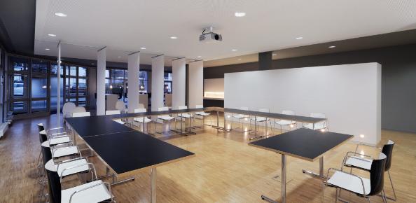 Neugestaltung vba-Seminarraum